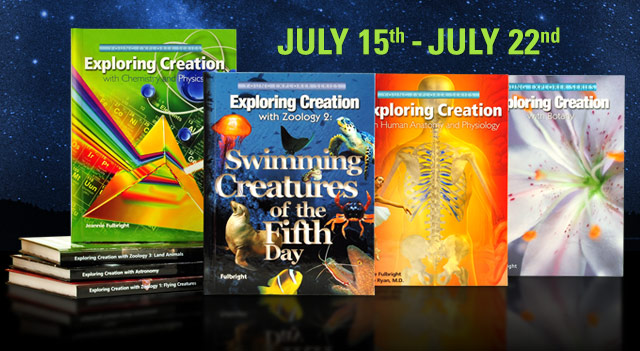 Apologia Elementary Science Sale