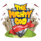 The Mighty God VBS Logo