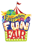 Everywhere Fun Fair VBS Logo