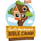God's Backyard Bible Camp: Under the Sun VBS Logo