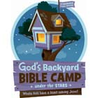 God's Backyard Bible Camp: Under the Stars VBS Logo