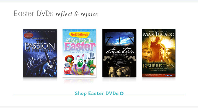 Shop Easter DVDs
