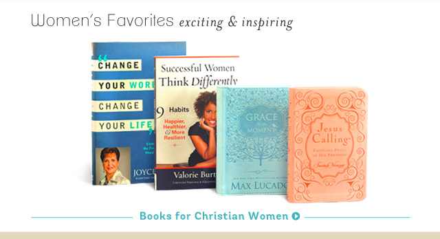 Books for Christian Women