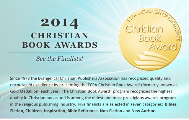 2014 Christian Book Awards - See the finalists!