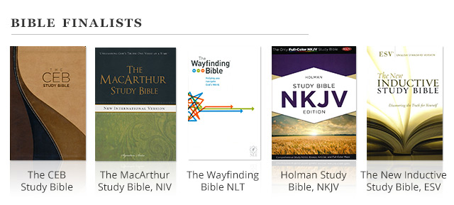 Bible Finalists