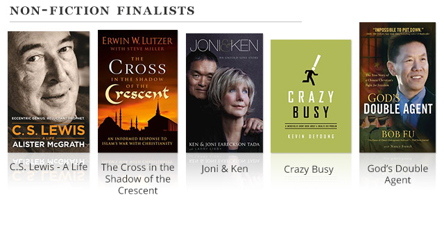 Non-Fiction Finalists