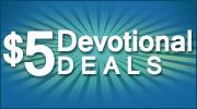 $5 Devotional Deals
