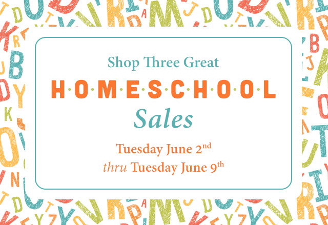 Homeschool Sales