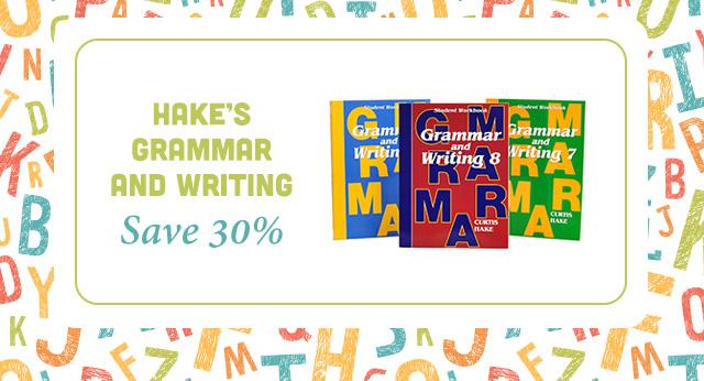 Hake's Grammar and Writing