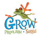 Grow, Proclaim, Serve! <em>Cokesbury</em>