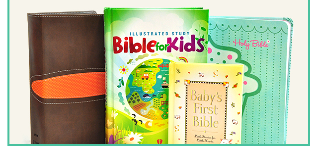 Shop Kids' Bibles