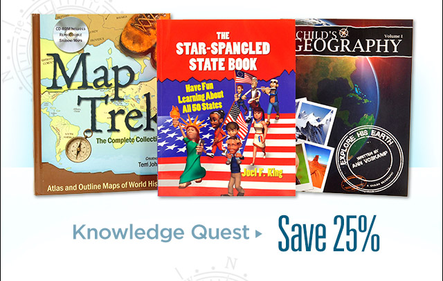 Knowledge Quest – Save 25%