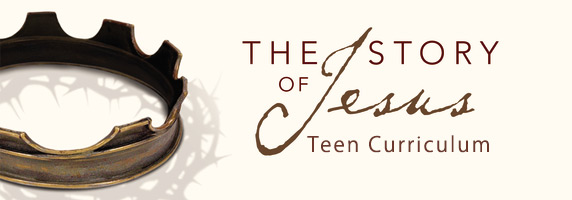 Story of Jesus Teen Edition