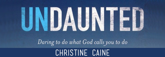 Undaunted: Small Group Bible Study