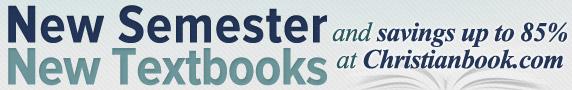 New Semester, New Textbooks