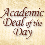 Academic Deal of the Day