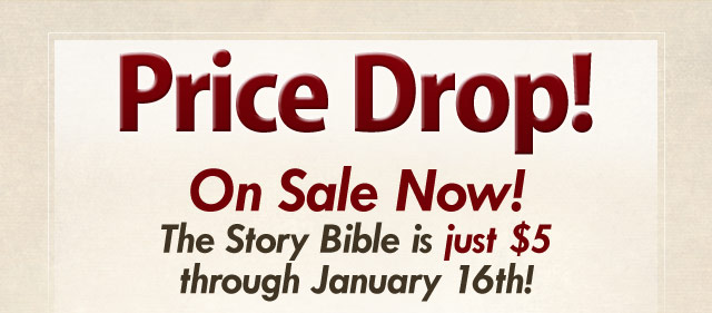 The Story, NIV: The Bible As One Continuous Story of God and His People