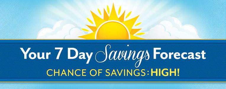 Savings Forecast