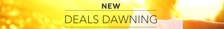 New Deals Dawning
