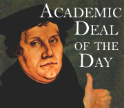 Daily Academic Specials!