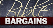 Bible Bargains