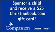 Sponsor a child in Jesus' name with Compassion International