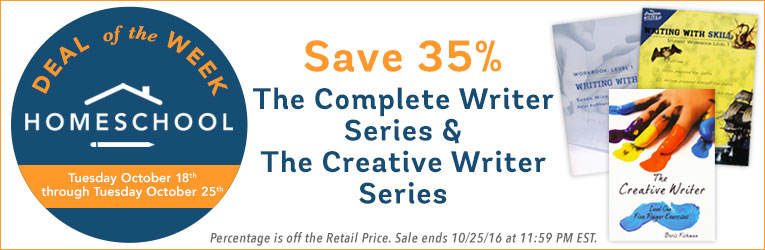 The Complete Writer Sale