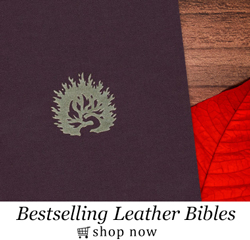 Bestselling Leather Bibles