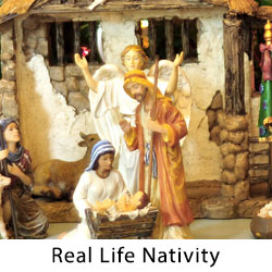 Real Life® Nativity Collection