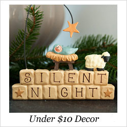 Christmas Decor Under $10