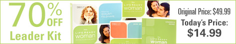 The Life Ready Woman Leader Kit