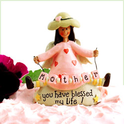 Mother's Day Cake Figurine Topper