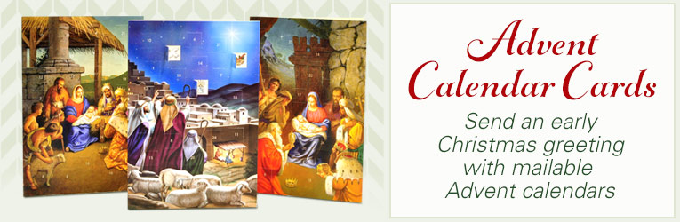 Advent Greeting Cards