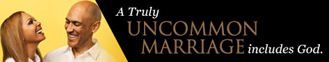 An Uncommon Marriage, by Tony Dungy