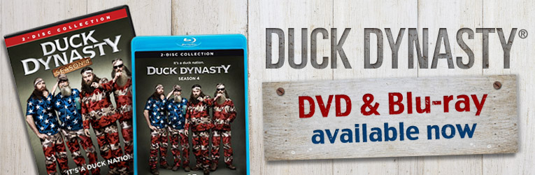 Duck Dynasty DVD & Blu-ray