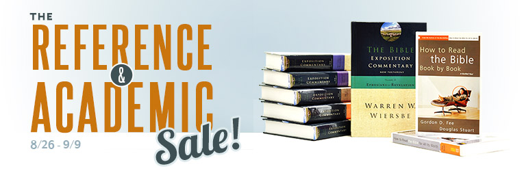 Academic Reference Sale
