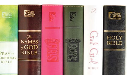Shop Our Bible Store