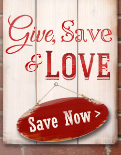 More to Give, Save & Love