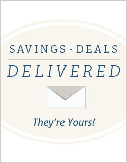 Savings, Deals, Delivered