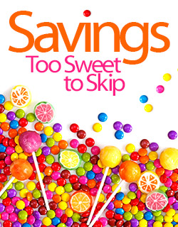 Savings Too Sweet