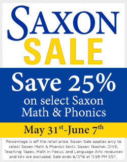 Saxon Math and Phonics