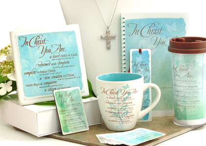 In Christ You Are...Gift Collection