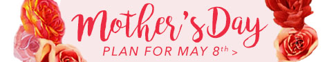Planning for Mother's Day Promo