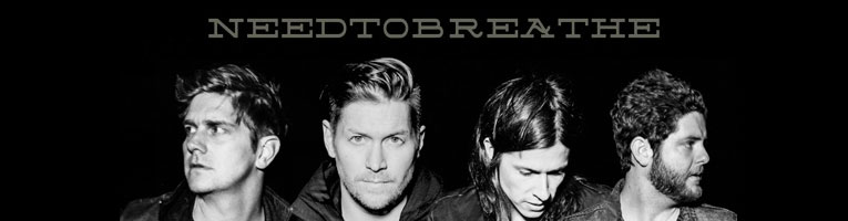 NEEDTOBREATHE- H A R D L O V E- out 7/15