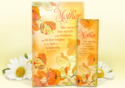 Proverbs 31:30 Mother's Day Bulletin