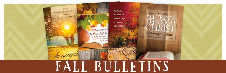 Fall Bulletins