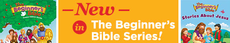 New from The Beginner's Bible