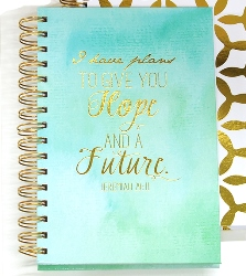 Gold foil journal