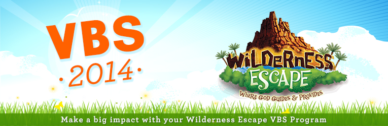 Wilderness Escape VBS Easy Order Form
