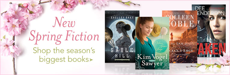 Christian Fiction for Spring